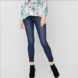 JOES ICON MID RISE SKINNY ANKLE MATERNITY JEANS 29